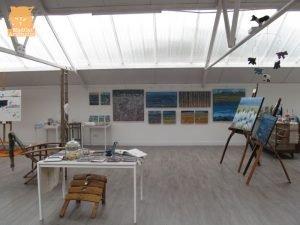Winding Down Exhibition Marion Boddy-Evans Isle of Skye, Scotland