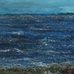 To the Outer Isles Hebrides Painting