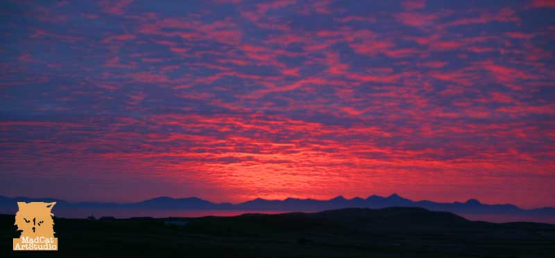 Skye Sunset