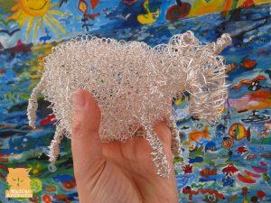 Wirework Sheep