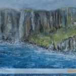Edge of Skye: Painting by Skye artist Marion Boddy-Evans