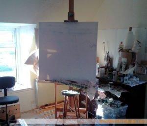 Art Studio in Skye Scotland