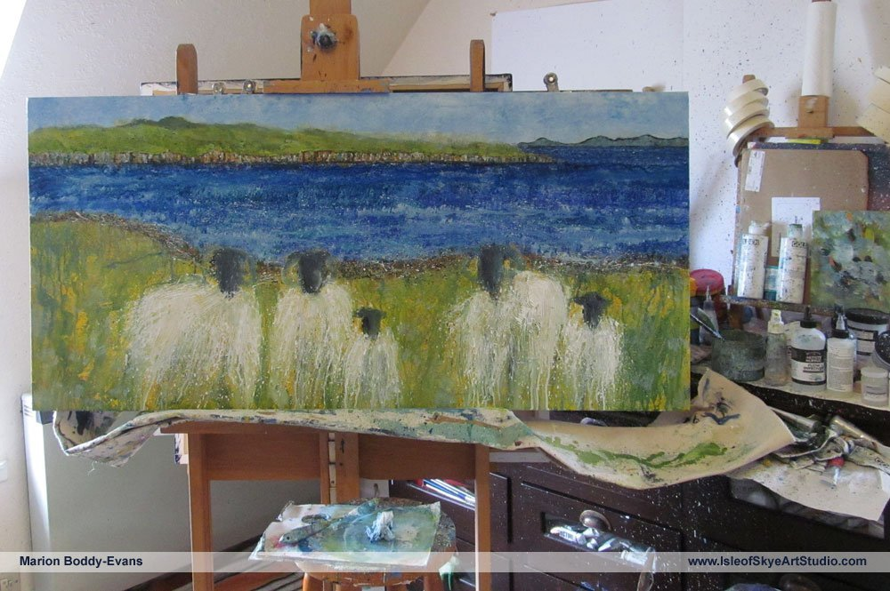 Work-in-Progress: Grazing the Loch Shore