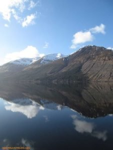 Reflections Loch Lochy 2
