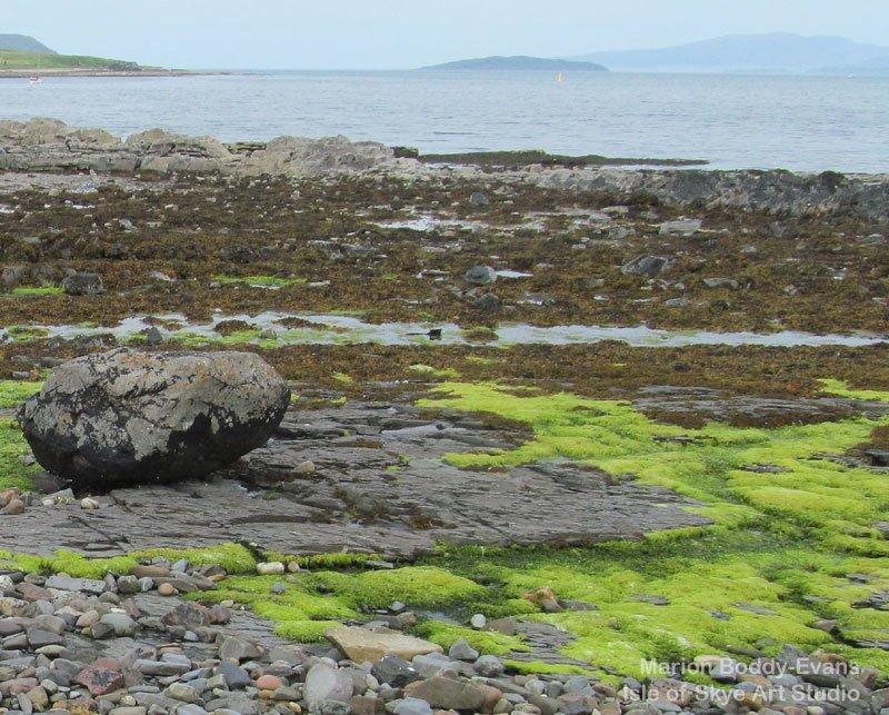Shoreline Greens, Broadford Bay, Isle of Skye