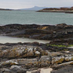 Looking Towards Isle of Eigg
