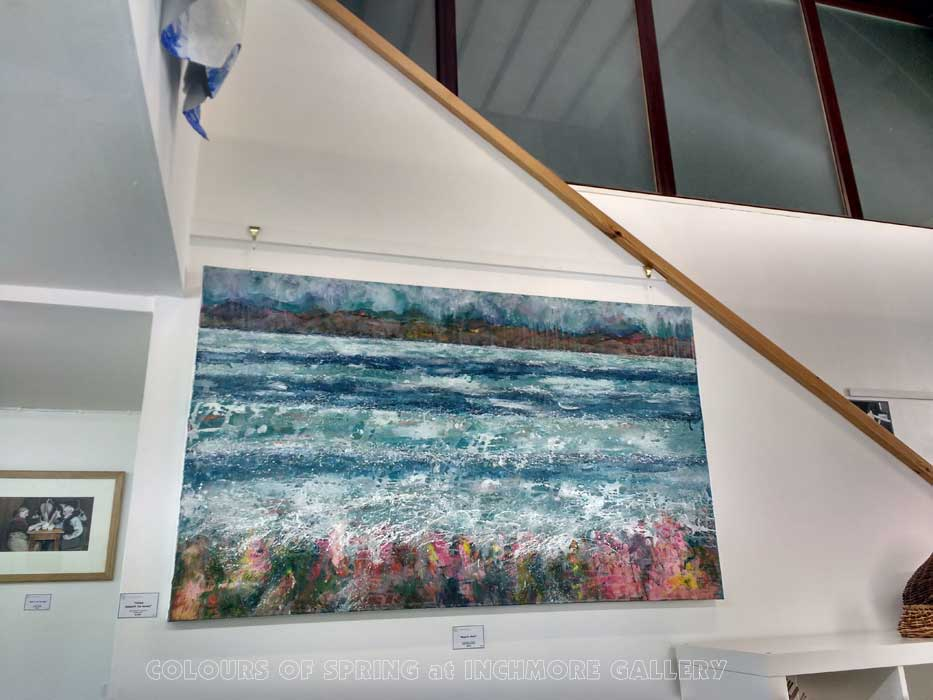 Inchmore Colours of Spring Exhibition Majestic Minch
