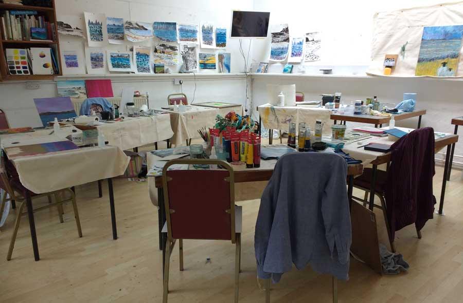 Higham Hall Workshop: Studio