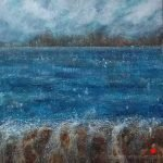 Minch Seascape: Listening to Waves