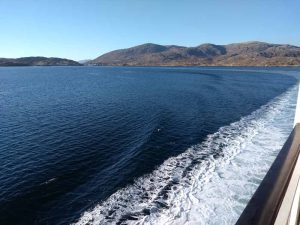 Photos Skye to Harris Ferry