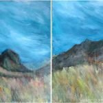 Cuillin Breeze painting