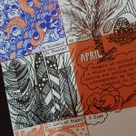 Artwork Book Art Workbook Word Prompts by Marion Boddy-Evans