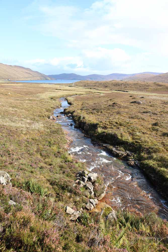 stream to Loch Ainort