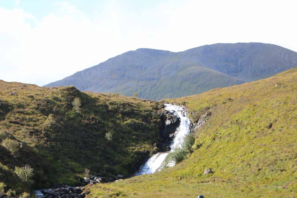 Most photographed waterfall on Skye
