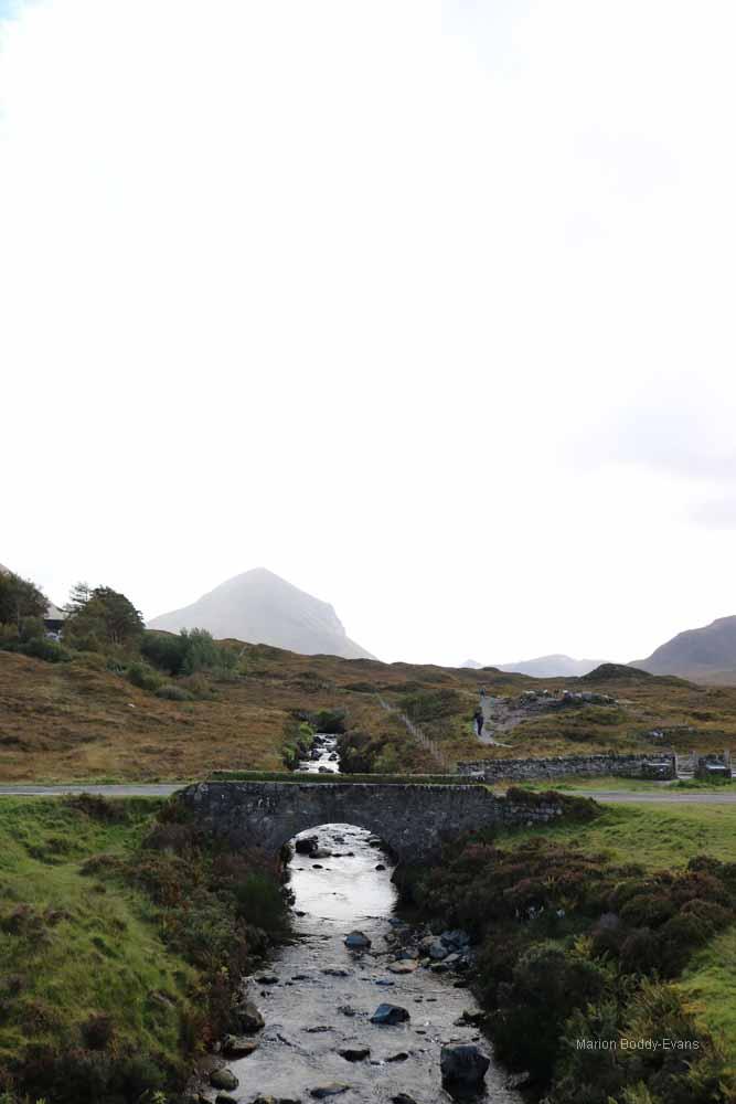 Bridge Sligachan Skye