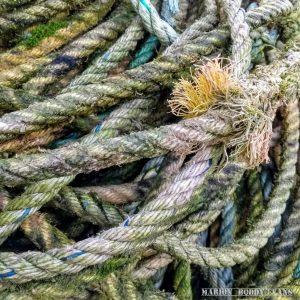 Fishing ropes Isle of Skye