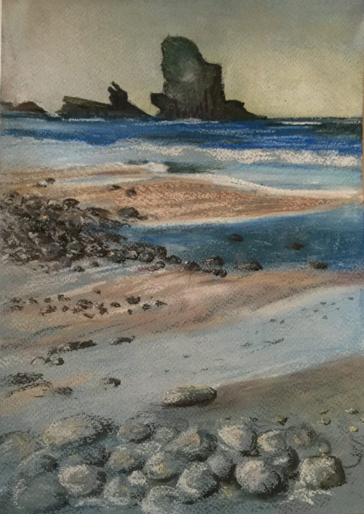 Painting Project Talisker Bay