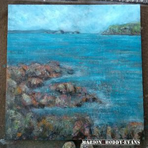 Go North Shiant Islands Seascape