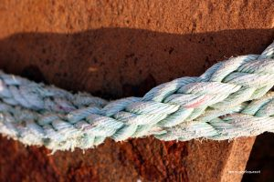 rope anchor rust