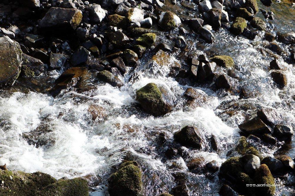 river rapid