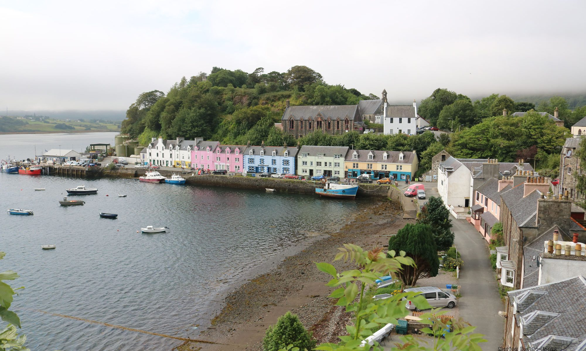 Portree Harbour, Isle of Skye