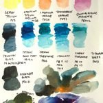 Marion's paint colours